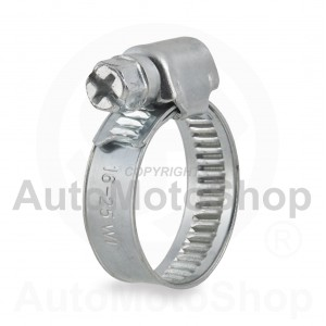 Metal hose Clamp Proton OEM 16-27mm