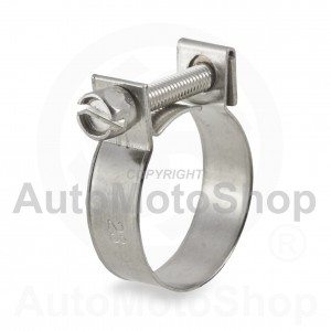 Metal hose Clamp MINI 24mm