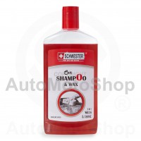 Car Shampoo Concentrated with Wax 500ml