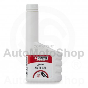 Dīzeļdegvielas Anti Gel 100ml (40L - 60L)