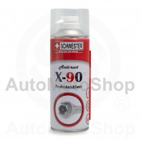 Professional Rusted and Stucked bolts and mechanisms Releasing Tool X-90 450ml