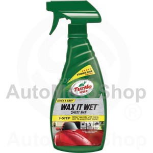 Ātrais Vasks Wax It Wet 500ml Turtle Wax T51800