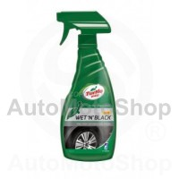Auto Riepu Spīdums Wet N Black 500ml Turtle Wax T7639