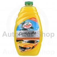 Autošampūns Carnuba Wash & Wax 500ml Turtle Wax T53333