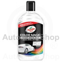 Color Magic+ Pulieris Balts 500ml Turtle Wax T8314