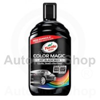 Color Magic+ Pulieris Melns 500ml Turtle Wax T8310