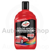 Color Magic+ Pulieris Sarkans 500ml Turtle Wax T8313