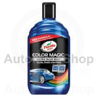 Color Magic+ Pulieris Tumši Zils 500ml Turtle Wax (exT8311)