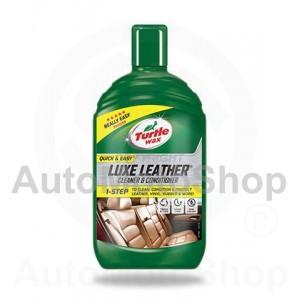 Luxe Auto Ādas Tīrītājs 500ml Turtle Wax T51793
