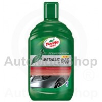 Metallic Auto Vasks + Ptfe (Teflons) 500ml Turtle Wax T8216