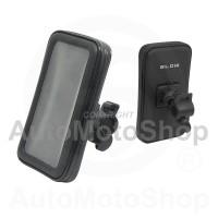 Tālruņa telefona turētājs Moto / Velo 170x110x30mm XL ūdensizturīgs