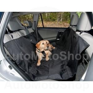 Aizsargājošs auto sēdekļa paklājs pārvalks suņiem