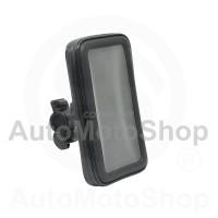 Tālruņa telefona turētājs Moto / Velo 185x110x30mm XL ūdensizturīgs