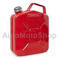 Metal Fuel Canister. Jerry can 5L screw type capping