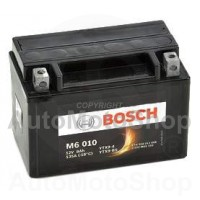 Motorcycle battery 12V 8Ah 135A M6 AGM 150x87x105 BOSCH