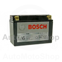Motorcycle battery 12V 8Ah 115A M6 AGM 150x70x105 BOSCH