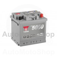 Auto akumulators 12V 54Ah 500A 175x190x207 Silver High Performance SMF YUASA YBX5012