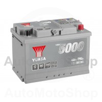 Auto akumulators 12V 80Ah 740A 175x190x278 Silver High Performance SMF YUASA YBX5096