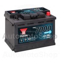 Auto akumulators 12V 65Ah 600A 175x190x243 START-STOP EBF YUASA YBX7027