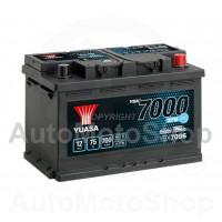 Auto akumulators 12V 75Ah 700A 175x190x278 START-STOP EBF YUASA YBX7096