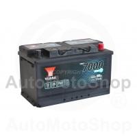 Auto akumulators 12V 85Ah 760A 175x190x317 START-STOP EBF YUASA YBX7115