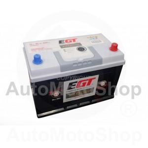Auto akumulators Premium 12V 80Ah 760A 175x190x278 EGT 901080EGT