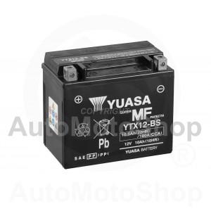 Motocikla akumulators 12V 10Ah 180A 150x87x130 YUASA