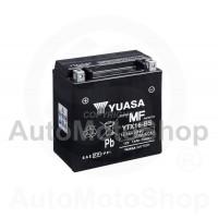 Motocikla akumulators 12V 14Ah 230A 150x87x161 YUASA