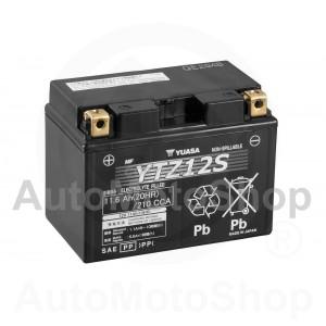 Motocikla akumulators 12V 11Ah 210A 150x87x110 YUASA