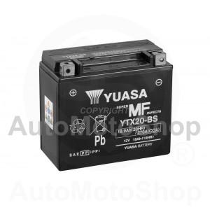 Motocikla akumulators 12V 18Ah 270A 175x87x155 YUASA