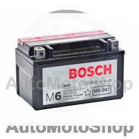 Motocikla akumulators 12V 6Ah 105A M6 AGM 150x87x93 BOSCH