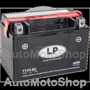 Motocikla akumulators 12V 8Ah 110A AGM 150x87x105 LANDPORT / FULBAT